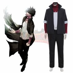 Find More Anime Costumes Information about My Hero Academia Boku no Hero Akademia Dabi Cosplay Costume Outfit Halloween Adult Costume Custom Made,High Quality adult costume,China halloween costume adult Suppliers, Cheap halloween custome from Cosplaylegend Store on Aliexpress.com