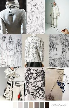 FREEHAND DRAWING – Pattern Curator