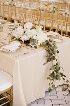#Centerpiece on #SMP ~ See the wedding here http://www.stylemepretty.com/2013/12/13/sarasota-fl-wedding-at-ca-dzan-mansion/  Katie Lopez Photography | Sarah Tucker Events