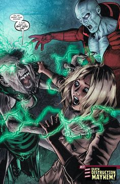 Suicide Squad The Enchantress June Moone reunited with the Succubus in Justice League Dark