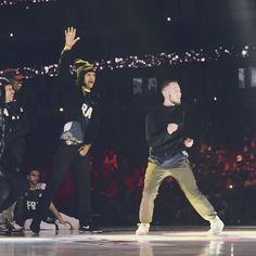 I posted my version of @waydi_wayde a little bit ago then I saw this other angle. It's so good I couldn't resist sharing again. #Waydi #hype #musicality #LesTwins #BouBootheCrow #CriminalzCrew #France #KOD #worldcup #hiphop #Battle #finals #HondaCenter #Anaheim #SoCal  WTF (Where They From) by Missy Elliott Feat. Pharrell Williams