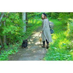 #散歩#愛犬#ペキニーズ#パグチワワ#旭山記念公園#夜景で有名#昼の方がすき#うずら#まめじろう #park#walk#dog#lovely#cute#darling #l4l#goodday#canon#8000d ぶちゃいく'sとお散歩、あと何回できるかな🐾🐶🌳長生きしてくれよー