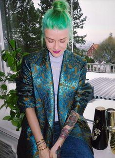 Marianne Theodorsen @thestyledevil
