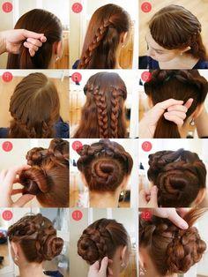 Amazing Tutorial Hair For Prom Impression Hair Style Short Hairstyles Gunalazisus
