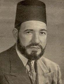 ابو الارهاب فى العالم-عميل المخابرات البريطانية فى مصر  Hassan el-Banna - Wikipédia
