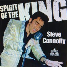 ELVIS TRIBUTE...SPIRIT OF THE KING @ FOUR QUEENS