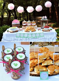 Girly Woodland Party {Mushroom & Fairy Inspired}