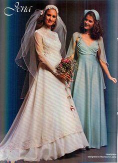 Vintage Wedding Photos, Vintage Weddings, Vintage Bridal, Yes To The Dress, Dress Me Up, Bridal Gowns, Wedding Gowns, Bridal Fashion, Wedding Attire
