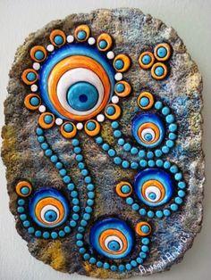 Decorative Art (Ayşegül Arslan) Personal Web Page: Ceramic Relief Naz .