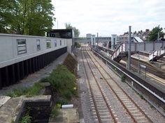 Britain Railways Station