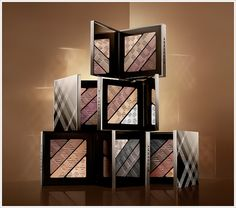 Burberry Vintage Gold Collection for Holiday 2012