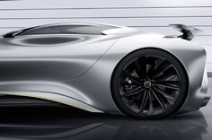 The Infiniti Concept Vision Gran Turismo joins a series of virtual concept cars created specifically for Gran Turismo 2015 Infiniti, Nissan Infiniti, Sexy Cars, Hot Cars, Beast Videos, Porsche Carrera Gt, Jaguar F Type, Custom Wheels, Digital Trends