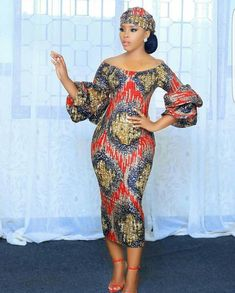 Ankara Short Gowns For Ladies is part of African design dresses - Most stylish collection of ankara short gown styles of 2019 trending today, try these short ankara gown styles African Fashion Ankara, Latest African Fashion Dresses, African Dresses For Women, African Print Dresses, African Print Fashion, African Attire, African Wear, African Clothes, African Women