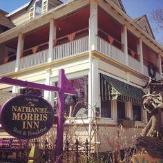 The Nathaniel Morris Inn www.nathanielmorris.com