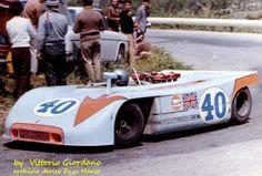 Porsche 908 #40 > 1970 Targa Florio Rodriguez-Kinnunen