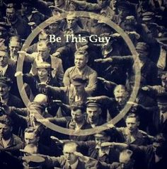 August Landmesser, Hamburg Shipyard Worker Who Refused To Make Nazi Salute.If you Love America and its Constitution let us all imitate August Landmesser and stand united August Landmesser, Humor Grafico, Jehovah's Witnesses, Faith In Humanity, In This World, The Past, Nostalgia, America, In This Moment