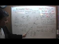 GRE Math Day 437, p279, Quantitative Comparison 6-10, Online Prep Tutor ...