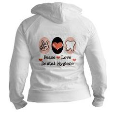 cute, for a dental hygienist that is...