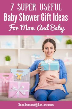 7 Super Useful Baby Shower Gift Ideas For Mom And Baby - Kaboutjie Top Gifts For Women, Diy Gifts For Mom, Baby Gifts, Baby Shower Table, Baby Shower Games, Baby Boy Shower, Best Baby Shower Gifts, Practical Baby Shower Gifts, Preparing For Baby