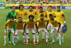 brazil world cup roster 2014 | The Brazilian team, hoping to capture a sixth World Cup