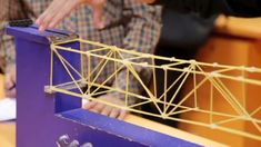 Building spaghetti bridges - Technologies,STEM (5,6,7,8,9,10)