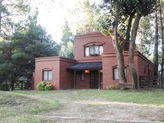 Casas Small Villa, Spanish Villas, Casas Containers, Brick Architecture, Terracota, House Paint Exterior, Brickwork, House Painting, Home Deco