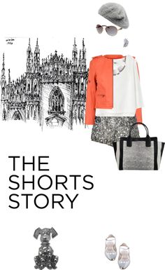 """""""A short story"""" by pensivepeacock ❤ liked on Polyvore"""