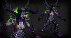 WoW Legion - Demon Hunter