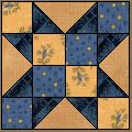 The Blocks on this page are all Traditional blocks that are all the same size and all variations of the same star!    They will make a Great Star Sampler!
