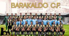 Fútbol   El Barakaldo CF edita el póster con la plantilla 2017/18 que se distribuye gratuitamente
