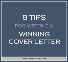 A good cover letter can make or break a job application. The tips in this…