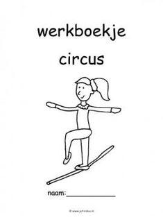 Worksheet Circus Tent for Circus Theme Werkblad Circus Tent