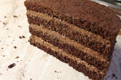 Dobos Torte Recipe, Eat Pray Love, Hungarian Recipes, Cake Cookies, Deserts, Food And Drink, Cooking Recipes, Yummy Food, Sweets