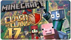 Clash of Clans in Minecraft ITA #17 : ATTACCHI A NON FINIRE!!