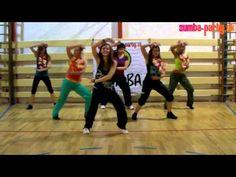 "Don Omar - Taboo - Zumba ""Hawaii"" Choreography by Lucia"