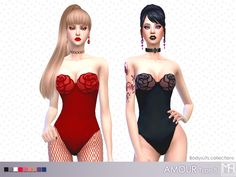 Bodysuits collections  Found in TSR Category 'Sims 4 Sets'