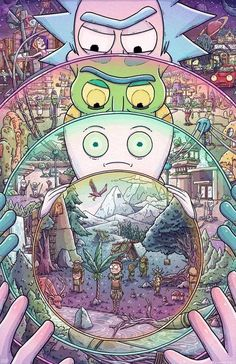 25 Rick and Morty gifts sure to make any fan yell Wubba Lubba Dub-Dub! - Rick a. - Rick And Morty - Lenora Photoshop Design, Trippy Rick And Morty, How To Draw Muscles, Rick And Morty Stickers, Rick Und Morty, Medical Drawings, Rick And Morty Poster, Cartoon Wallpaper Iphone, Funny Drawings