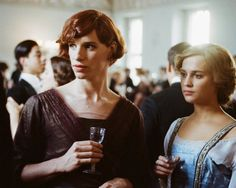 """Paco Delgado on Dressing 'The Danish Girl': """"We Were All Contained by the Bravery of Lili"""" Danish Girl Movie, The Danish Girl, Lili Elbe, Image Film, Eddie Redmayne, Girl Costumes, Great Movies, Cinematography, Beautiful Men"""
