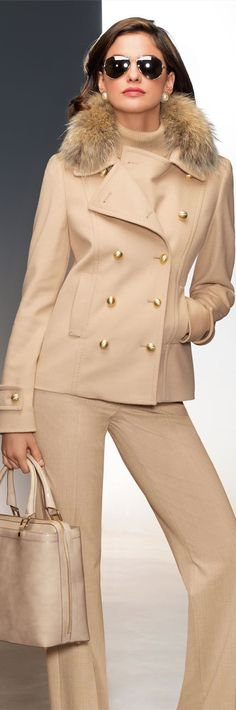 Madeleine Fall 2014 ● Madeleine Wool Jacket