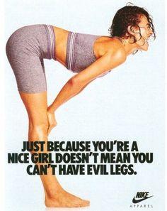 workhardforthis:  Vintage Nike Ad