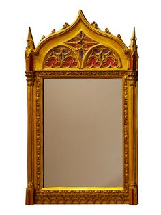 Gold Amiens Mirror by APF Munn on Gilt Home