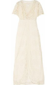 this would make an awesome wedding dress - $375