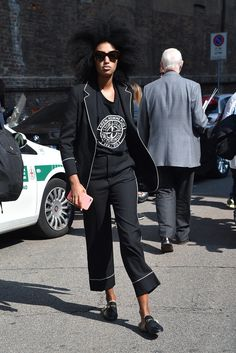 24 Black Fashion Icons Who Totally Own Their Signature Style