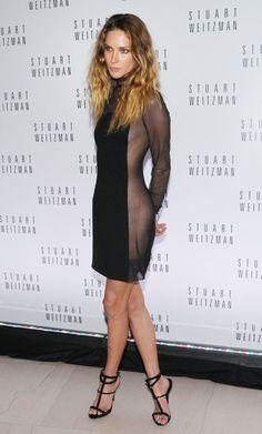 la modella mafia Erin Wasson in Pucci at the Boston Museum of Fine Arts Gala for Mario Testino via Harpers BAZAAR