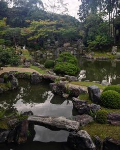 Daigoji Temple Gardens autumn