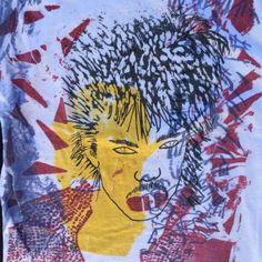 True-Vintage-PRINCE-T-Shirt-L-punk-purple-rain-target-video-sf-HOLY-GRAIL-artist