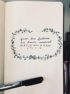 Grace Upon Grace //Taryn Kaely//