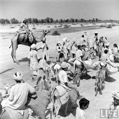 Rare Photos Of Partition Of India, 1947 - MERE PIX