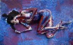 Photo by Brooke Henshall, 2011 Paint Photography, Boudoir Photography, Creative Photography, Graphic Design Software, Logo Design, Photo Composition, Human Art, Creative Portraits, Portrait Inspiration