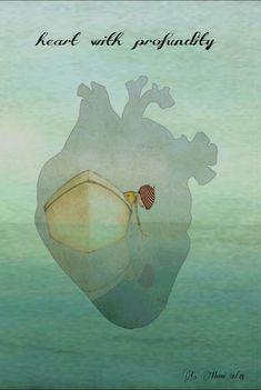 Heart with profundity